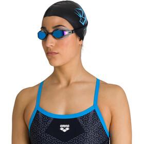 arena Airspeed Mirror Swimglasses blue/silver